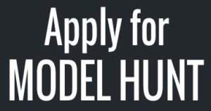 apply for model hunt