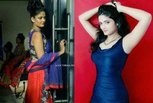Delhi fashion model