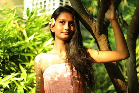Hot model delhi