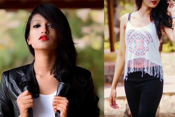 Hot model jaipur