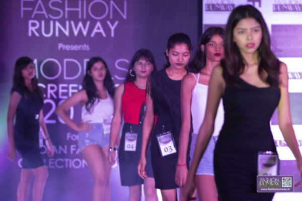 Fashion Week Model Auditions News
