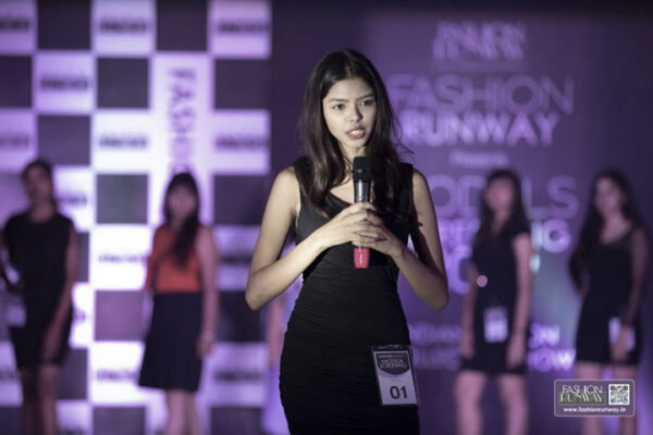 auditions for ramp shows in delhi